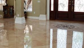 Natural Stone Cleaning Polishing and Sealing